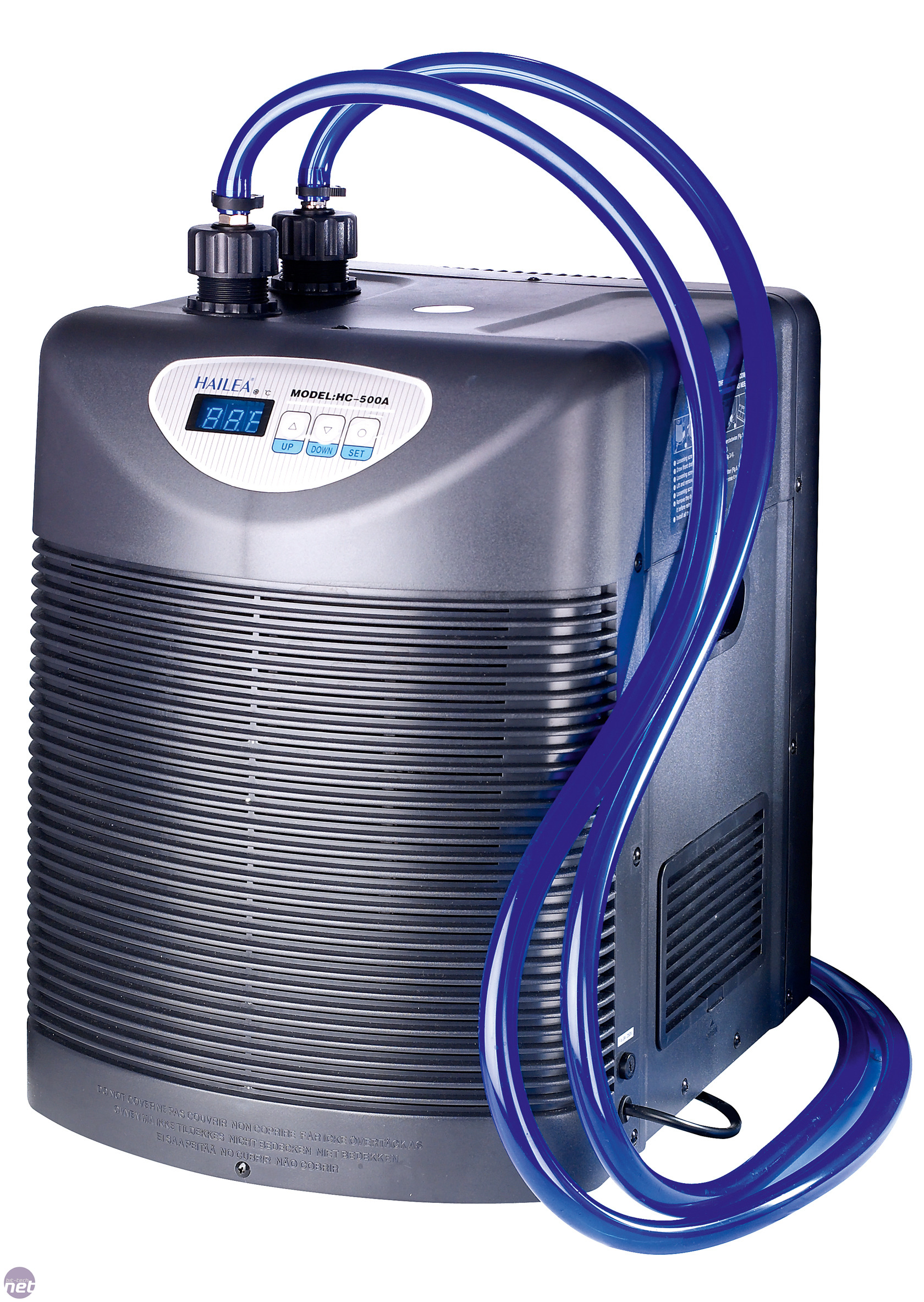 Ecoplus Water Chiller Installation and Operating Instructions