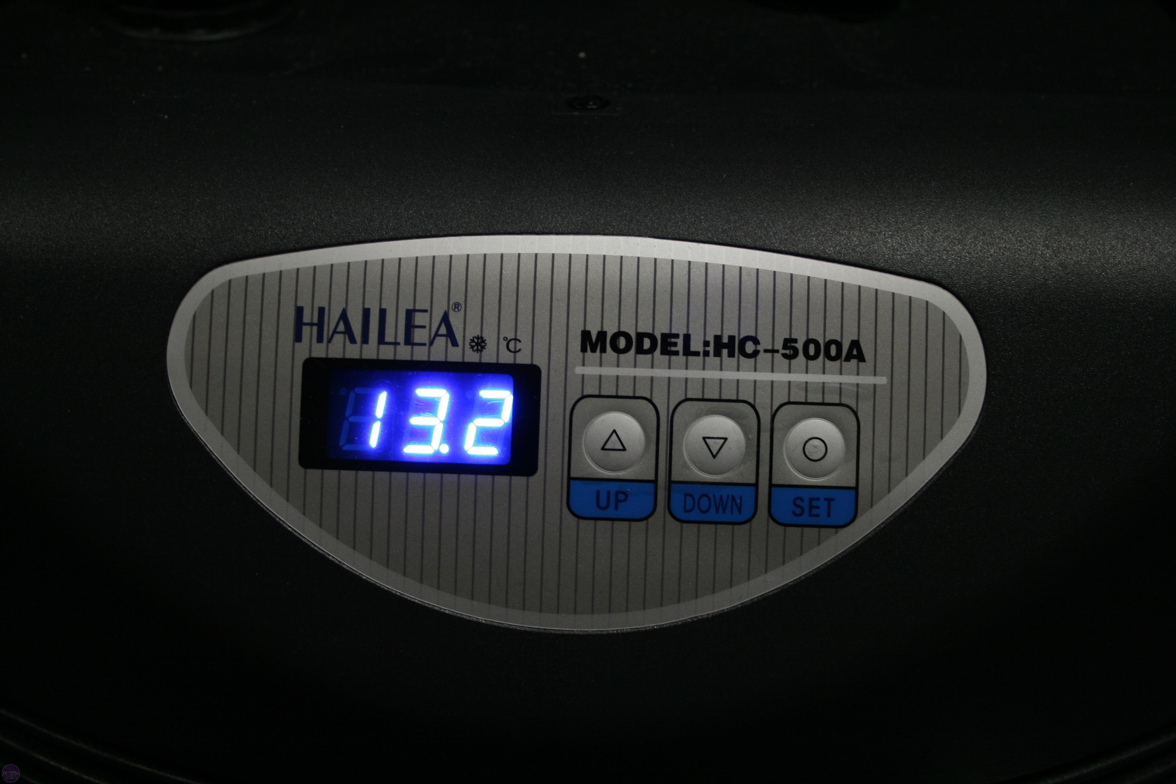 Hailea HC-500A Water Chiller Review | bit-tech net