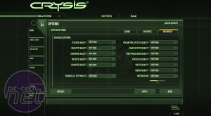 How many CPU cores do games need? Crysis (Very High)