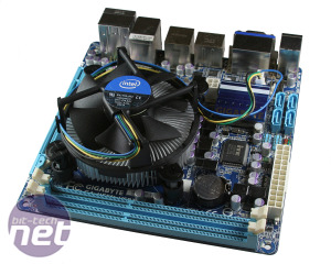 *How to build a NAS box The Best NAS Hardware: CPU and Motherboard