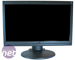 How to build a touchscreen all-in-one PC Albatron multi-touch LCD monitor
