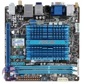 *How to build a touchscreen all-in-one PC Asus AT3IONT-I Deluxe motherboard