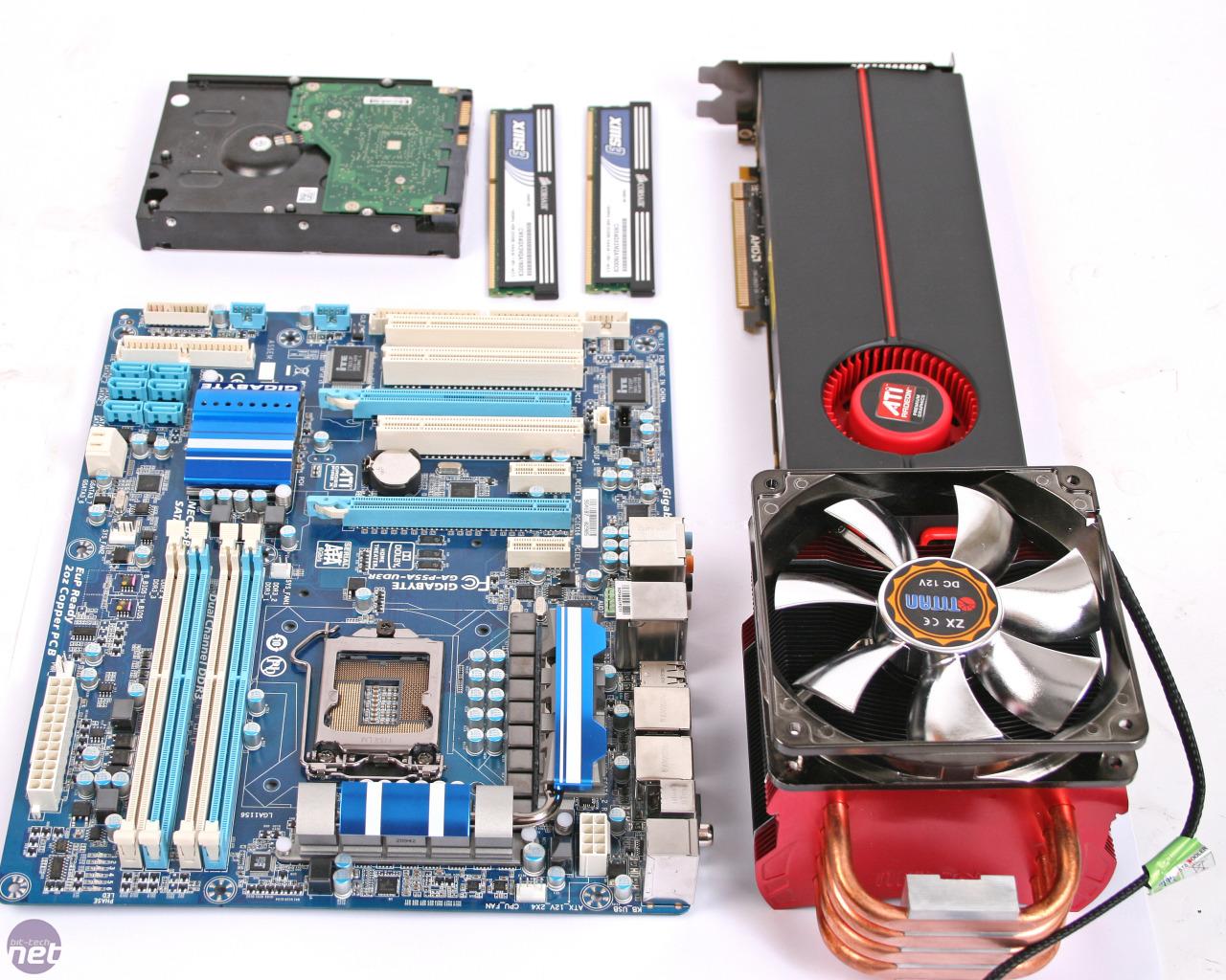 Intel Core i5-655K Review | bit-tech net