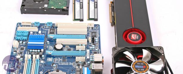 Intel Core i7-875K Review Core i7-875K Test Setup