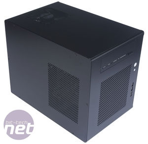 Lian Li PC-Q08 mini-ITX Case Review Lian Li PC-Q08 Specifications