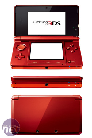 *Nintendo 3DS First Look 3DS Launch Games