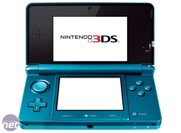 *Nintendo 3DS First Look Nintendo 3DS First Look