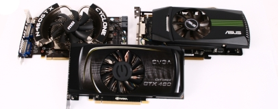 Nvidia GeForce GTX 460 768MB Graphics Card Review