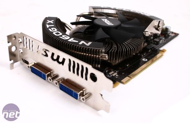 Nvidia GeForce GTX 460 768MB Graphics Card Review  MSI N460GTX Cyclone OC 768MB