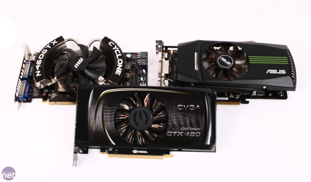 Nvidia GeForce GTX 460 768MB Graphics Card Review | bit-tech net