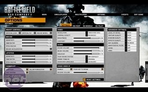 Nvidia GeForce GTX 460 1GB Graphics Card Review GeForce GTX 460 1GB Bad Company 2 (DX11) Performance