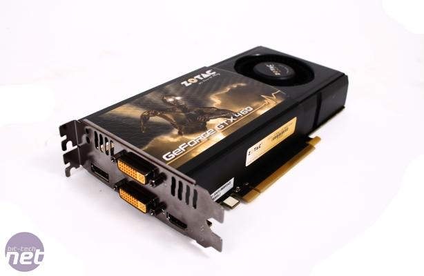 Nvidia GeForce GTX 460 1GB Graphics Card Review Zotac GeForce GTX 460 1GB