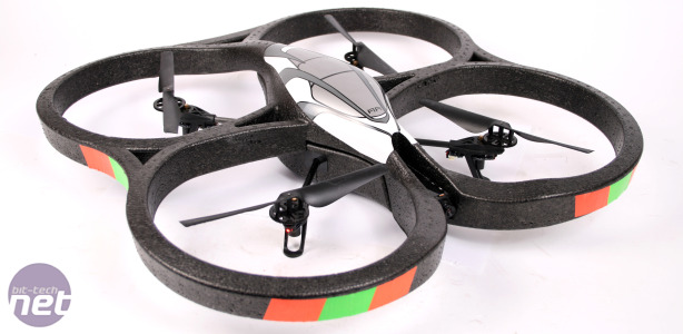 Parrot AR.Drone RC Helicopter Review Parrot AR.Drone Specifications