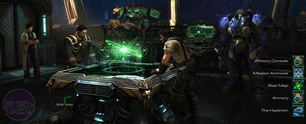 *StarCraft 2 Review Star Craft 2 Units and Upgrades