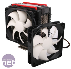 Thermaltake Frio CPU Cooler Review Thermaltake Frio CPU Cooler Specifications