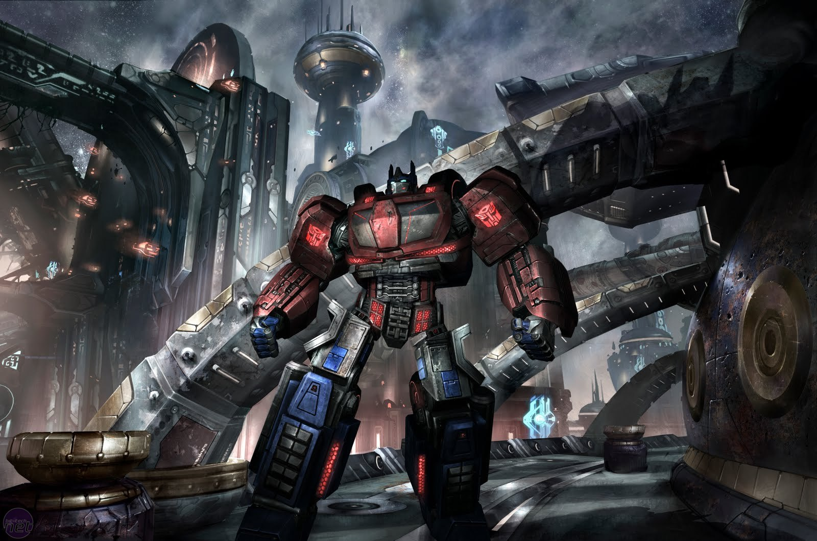 transformers: war for cybertron review | bit-tech