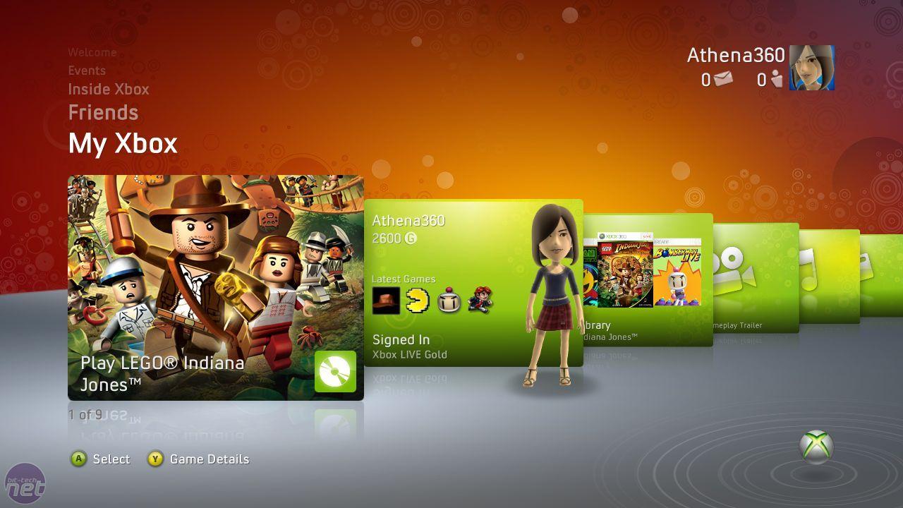 Xbox 360 Slim Review Bit Tech Net