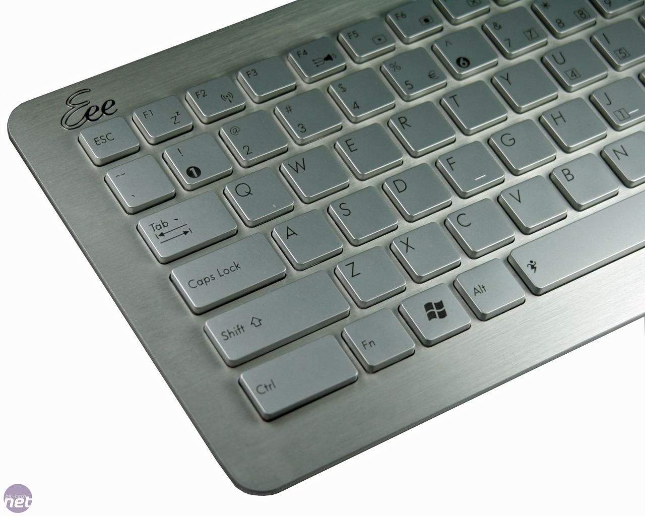 ASUS Eee Keyboard PC Review Bit technet