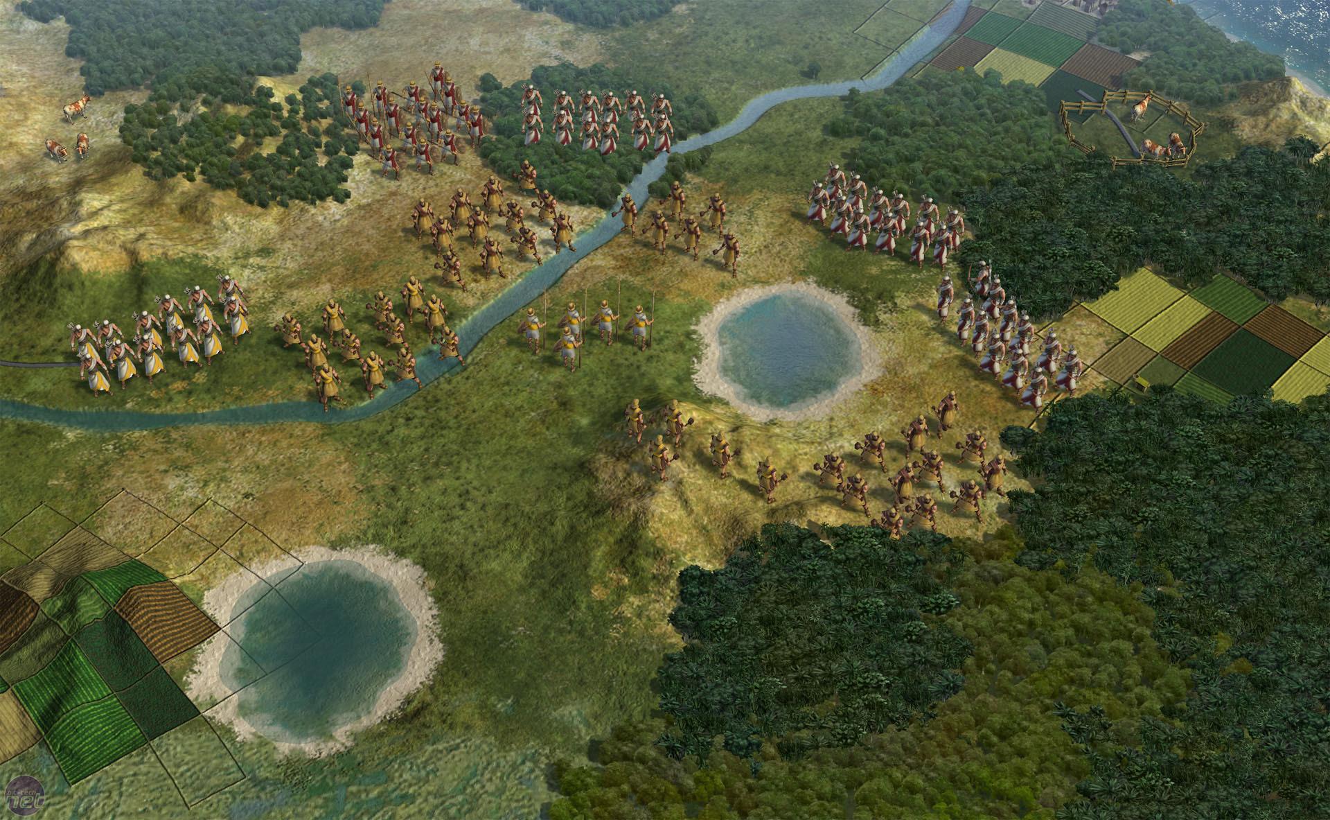 Civilization 5 скачать торрент механики на русском - 5