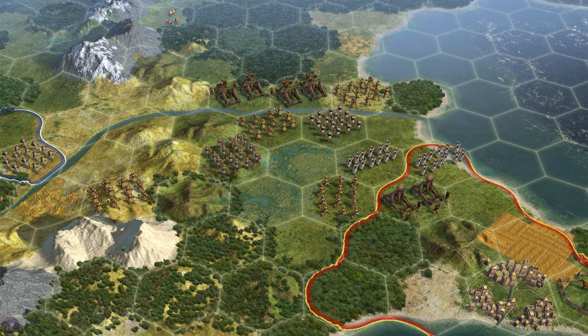 hex strategie