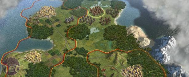 Civilization 5 Hands-on Preview Civ 5 Preview