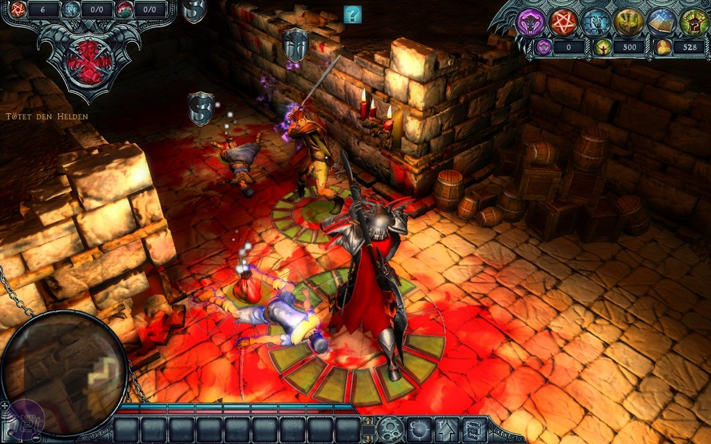 dungeon keeper 2 cheats