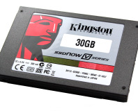 Kingston SSDNow V-Series Review: 30GB