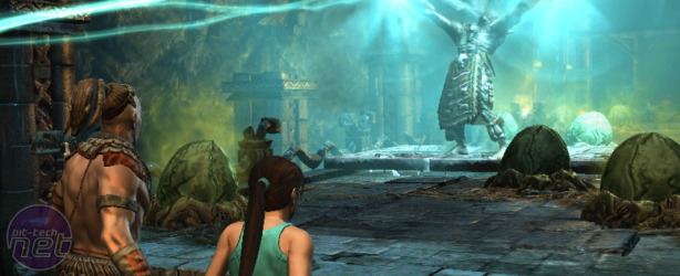 *Lara Croft and the Guardian of Light Review Tomb Raider and the Guardian of Light