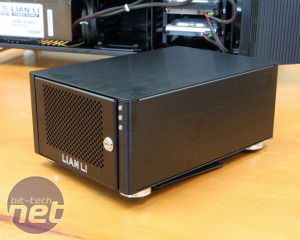 *Lian Li V1020, V2120 preview Lian Li: NAS boxes, Mac Pro style cases and water cooling