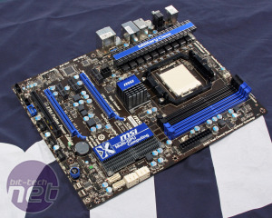 MSI 870A Fuzion Power Edition: First Look MSI 870A Fuzion Power Edition: Upgraded, but more expensive