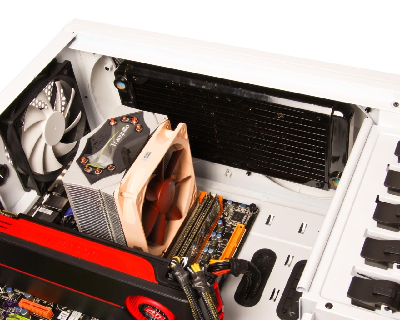 Nzxt Phantom Case Review Bit Tech Net