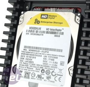 Western Digital VelociRaptor 600GB Review Western Digital VelociRaptor Review 600GB
