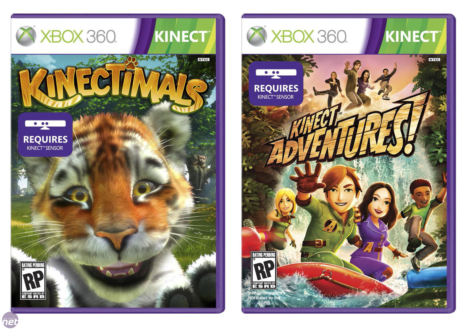 Xbox 360 Kinect First ...