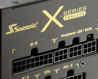 Zero Noise: Seasonic's X-Series fanless PSU Preview