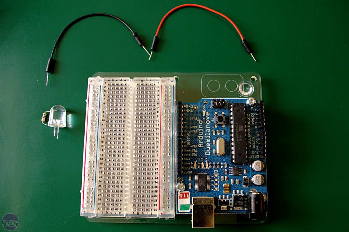 Digital Electronic Projects With Circuit Arduino Getting Started How To Build An