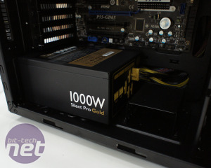 Cooler Master HAF 912: First Look Cooler Master HAF 912: water-cooling as standard