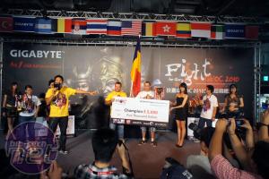 Gigabyte GO OC Grand Final 2010 Gigabyte GO OC: And the winner is...