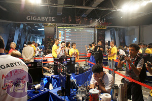 Gigabyte GO OC Grand Final 2010 Gigabyte GO OC 2010 Event Photos