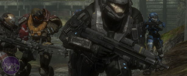 *Halo: Reach Review Halo: Reach Review