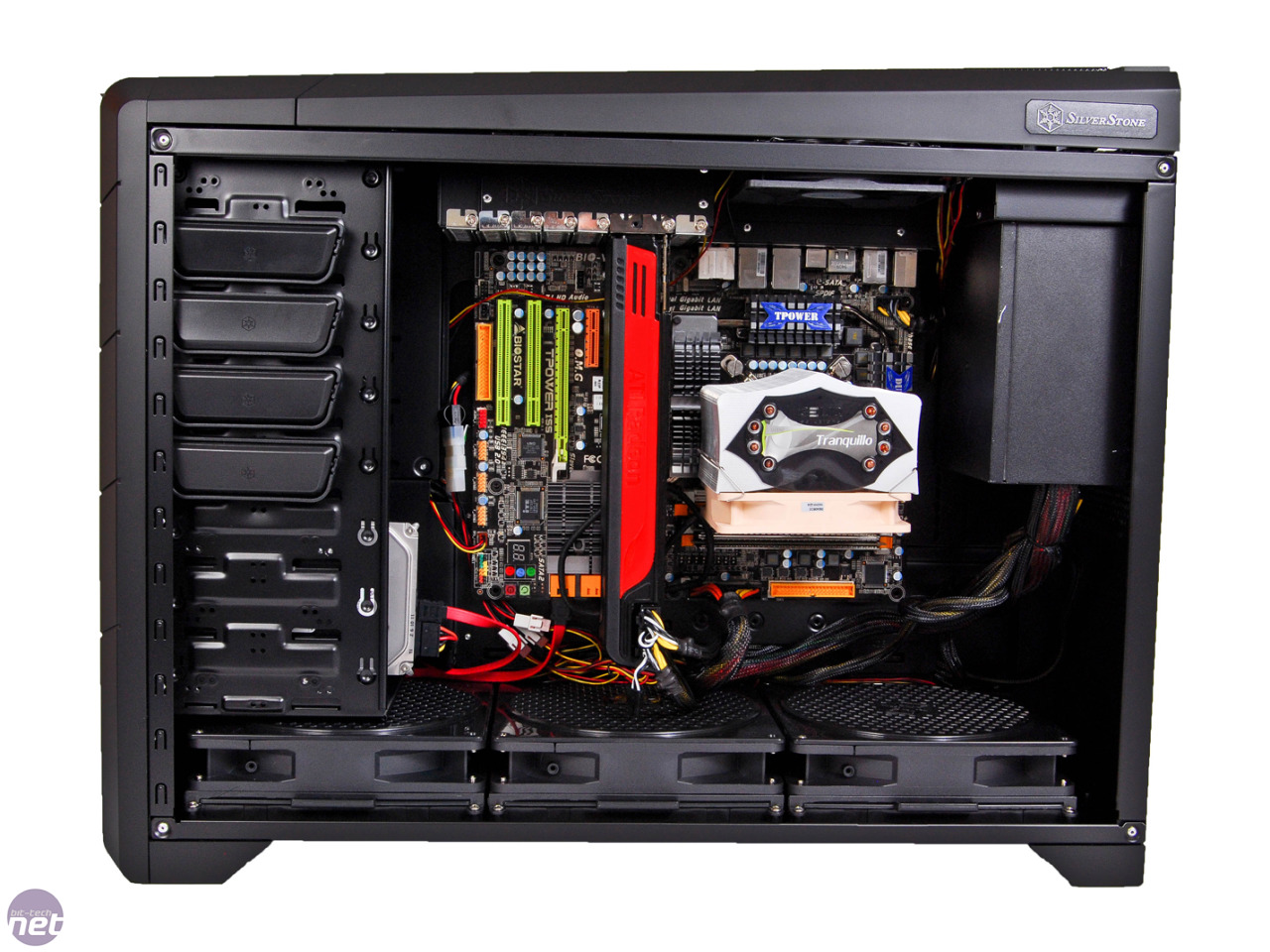 Silverstone Raven Rv02 Review Bit Tech Net