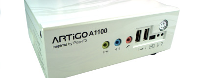 VIA Artigo A1100 Pico-ITX Kit Review