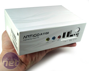 *VIA Artigo A1100 Pico-ITX kit review VIA Artigo A1100 Pico-ITX kit review