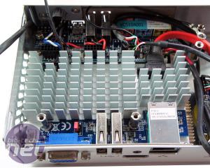 VIA Artigo A1100 Pico-ITX kit review Artigo A1100 Insides