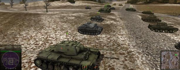 World of Tanks Preview World of Tanks Beta Preview