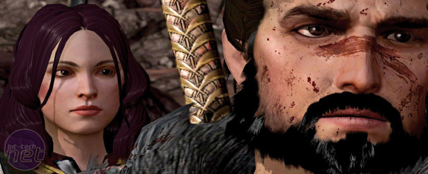 Dragon Age 2 Preview Dragon Age 2 Preview