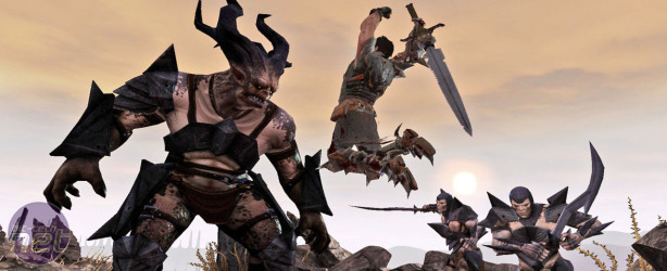 Dragon Age 2 Preview Dragon Age 2 Impressions