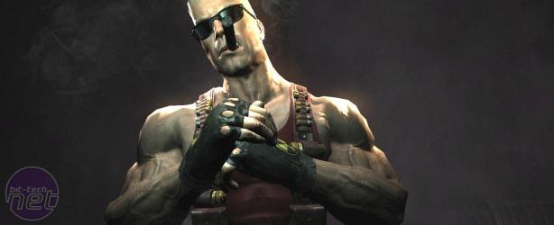 Duke Nukem Forever Hands-on Duke Nukem Forever Preview