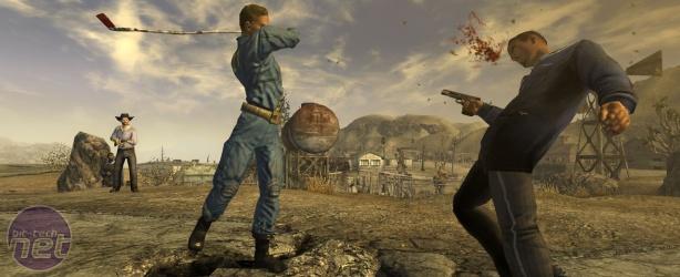 DNP til 12 *Fallout: New Vegas Review Fallout: New Vegas PC Review