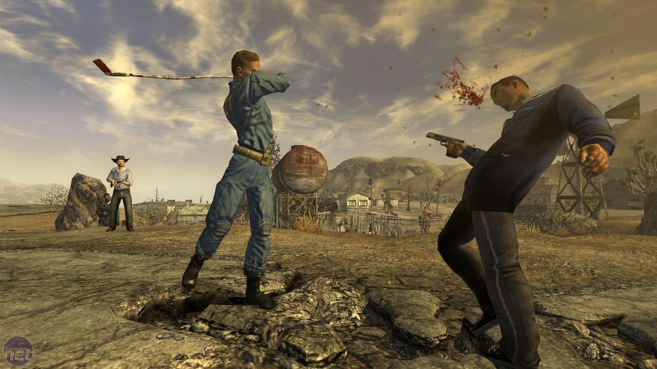 Cowboy Robot Fallout New Vegas Fallout New Vegas pc Review