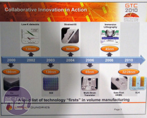 *Global Foundries GTC 2010 Global Foundries, Global Technology Conference 2010
